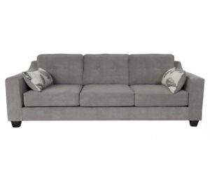 Fuji sofa,Made in BC, over 200 fabric,many lasting features