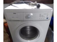 Zanussi ZWF14080W Washing machine, Spares or Repair, still works fine