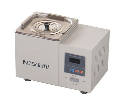 New Digital Lab Thermostatic Water Bath Single Hole Electric Heating Dhltnt