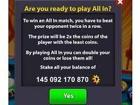 8ball pool coins 5million £10