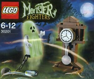 Lego Monster Fighters - Ghost set# 30201