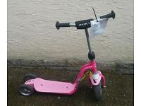Puky girls scooter