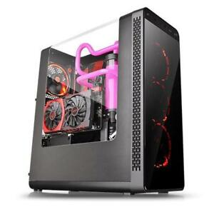 NEW Gaming PC - NEUF Ordi Gamer Haute performance - Core i7 8700 16GB SSD 240GB HDD 1TB GeForce RTX 2080