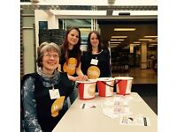 Urgently needed! One-off Charity Bag Packing Volunteers! Everyone Welcome