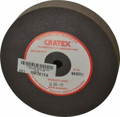 """Cratex 408-M Rubberized Abrasives 4/"""" x 1//2/"""" Hole x 1//2/"""" Thick"""