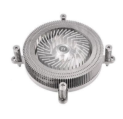 Thermaltake CL-P032-CA06SL-A Engine 27 1U Low-Profile CPU Co