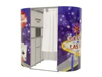£3500.00 - PB Pro Oval Photobooth for sale.