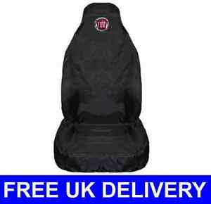 FIAT 2015 CAR SEAT COVER PROTECTOR WATERPROOF FOR 500 500C