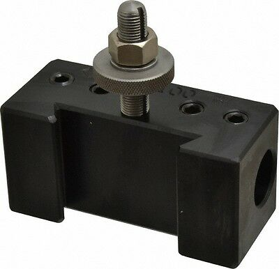 Aloris Series Ca Number 100 Boring Bar Tool Post Holder 2-12 Inch Overall ...
