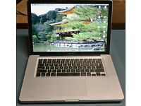 "15"" MACBOOK PRO I7 PERFECT FOR STUDENT AMAZING CONDITION MUST SEE!!!"