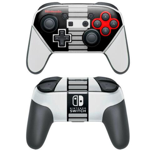 Nintendo Entertainment System Retro NES Skin Wrap for Switch Pro Controller