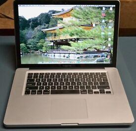 MacBook Pro 15 inch 2011