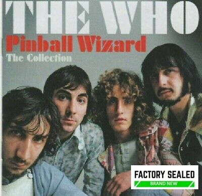 The Who – Pinball Wizard: The Collection CD  NEW