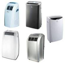 REFURBISHED PORTABLE AIR CONDITIONERS AND SPLIT SYSTEMS Minchinbury Blacktown Area Preview