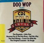 3 inch cds - Various - Vintage Gold Doo Wop Volume 1