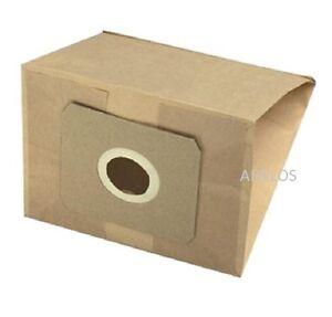 Tesco VCBD1611 Vacuum Cleaner Paper Dust Bag 5 Pack