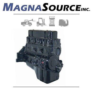 Gm 181 Forklift Engine - 3.0l - Toyota Version - 13 Month Warranty - Magna V4