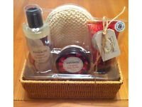 Gorgeous new gift set-Extracts bath and body basket