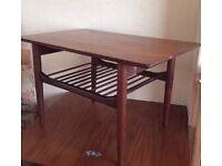 Vintage g plan coffee table teak Kofod Larsen danish mid century retro Poole Bh14 1970s lounge
