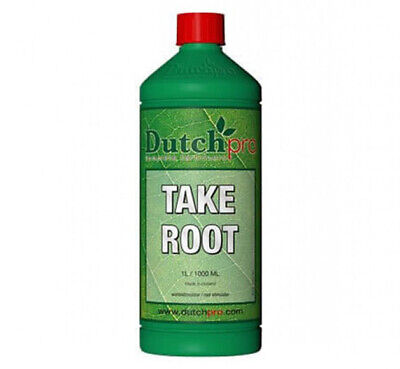 Hydroponics Nutrient Dutch Pro Take Root 1L for Plant Growth