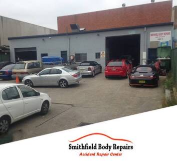 Smash And Body Repairs | Detailing Services Smithfield Parramatta Area Preview