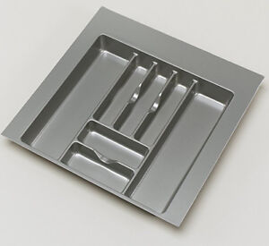 Rev-A-Shelf GCT-4S-52-Extra Large Cutlery Tray Drawer Insert, Me