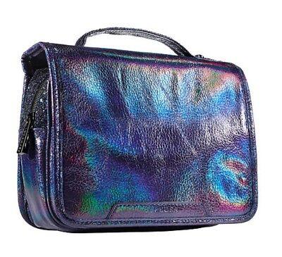 Sephora The Overpacker Dark Rainbow Hanging Organizer Makeup Bag Travel Case
