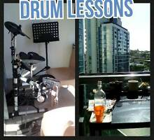 $50 INTENSE FUN DRUM LESSONS Ascot Brisbane North East Preview