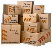 $95 Per Hour 777 WORLD REMOVALS Wollongong 2500 Wollongong Area Preview