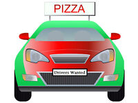 Takeaway delivery drivers needed