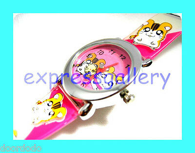 NEW Hamtaro Hamster children's Watch RARE on Rummage