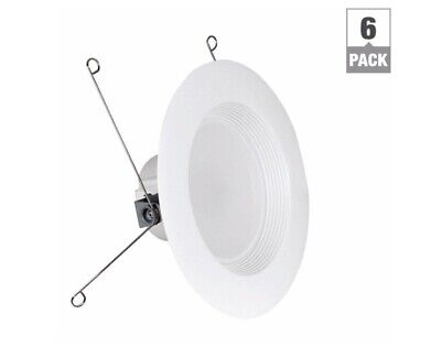 6pc - Feit Electric LED 75W Soft White 5/6