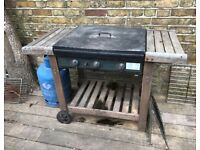 FREE Gas BBQ + Gas Bottle