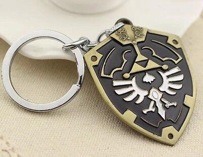 Legend of Zelda Link Black Hylian Shield 2