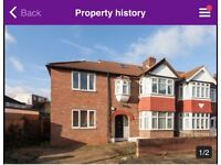 LARGE 7 BEDROOM SEMI DETACHED HOUSE FOR SALE
