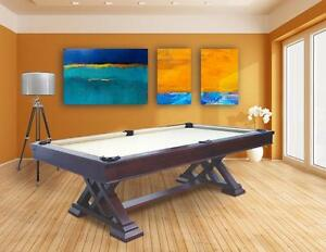 Presidential Billiards Archer Billiards Pool Table ( dinning table option )
