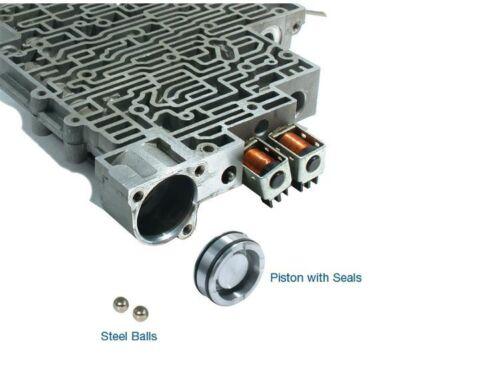 , 77987-01k sonnax 4l60e Pinless Forward Accumulator Piston Kit