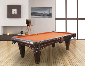 New 4x8 Pool Table