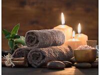 Full body relaxing massage swedish deep tissue