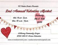 2nd Annual Valentine Market