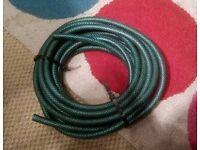 4-5m of Green Garden Hose