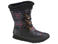 Keds Women's Powder Puff Boot Size 7, New