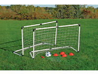 Mitre Competition 2-Goal Set, New