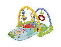 Fisher Price Rainforest Friends Musical GymBusy, New