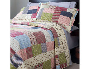 Portsmouth Home Savannah 3-Pc. Quilt Set King, New