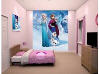 Walltastic Disney Frozen Wallpaper Mural - New in its box