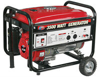 All Power 3500W Generator APG3002S, New