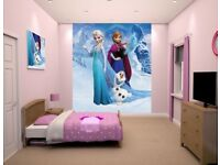 Walltastic Disney Frozen Wallpaper Mural - New in its box