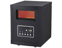 Lifesmart Infrared Quartz Heater, New