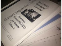 GAMSAT preparation and revision material